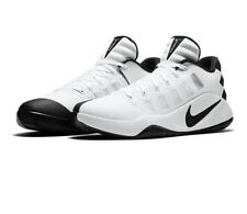 Nike Hyperdunk 2016 Low White Black Men's Basketball Shoes 844363 100 Sz 8 New