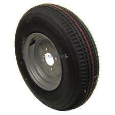 Roue de la remorque et le pneu 5.00 x 10pouce à 4 plis 4poucepcd TRSP11
