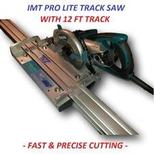 IMT PRO LITE Makita motor Rail, Track Saw kit with 12 Ft track