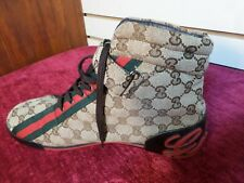 1 RIGHT Shoe ONLY AMPUTEE Gucci Men's High-Top Sneaker Size 11