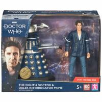 Doctor Who Eighth Doctor And Dalek  Prime INTERROGATOR PRIME