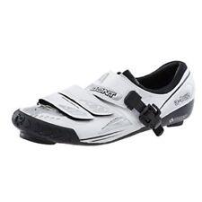 Chaussures de vélo blancs pour homme pointure 42