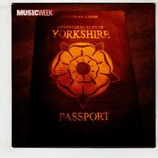 (GW791) Various Artists, Independent State Of Yorkshire - 2007 Music Week CD