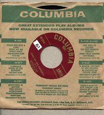 VINYL 45 Johnnie Ray - Song Of The Dreamer / I've Got So Many Million Years