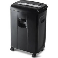 Top 12 Sheet Crosscut Paper And Credit Shredder With Pullout Basket New