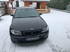 BMW116i; EZ 09/2004; schwarz