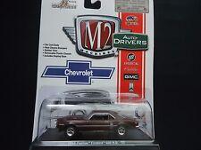 M2 Pontiac Firebird 400 H.O. 1968 Brown 1/64 11228-33