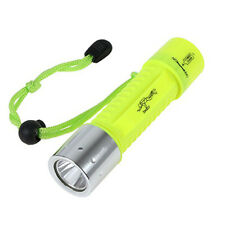 CREE XML T6 2200LM LED Scuba Diving Flashlight Torch Underwater Lamp Waterproof