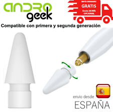 Punta lápiz Apple Pencil iPad compatible primera y segunda generación. España