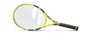 BABOLAT  PURE AERO TENNIS RACKET  GRIP 3   ,FREE UK NEXT DAY DELIVERY