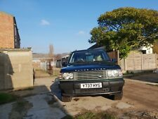 2001 RANGE ROVER COUNTY 4.0 V8 PETROL AUTO 4X4* DAMAGED* ONLY 70777 MILES