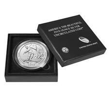 2016 P Fort Moultrie ATB 5 oz Silver Uncirculated Coin Original Unsearched COA