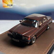 1/43 GLM Mercedes-Benz AMG 450SEL 6.9 W116 1978 Brown Metallic GLM20602