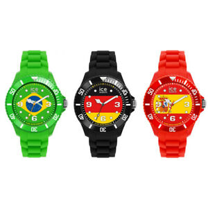 New! Ice-Watch World Editions Men's Unisex Boys Watches