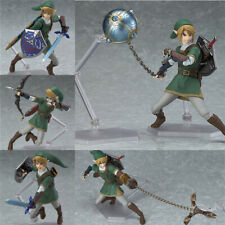 The Legend of Zelda: Twilight Princess Link DX Ver. Figure Figma 320 Toy In Box