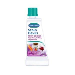 STAIN DEVILS - Fruit & Drink - Red Wine Coffee Mould Berries Cola Jam Remover