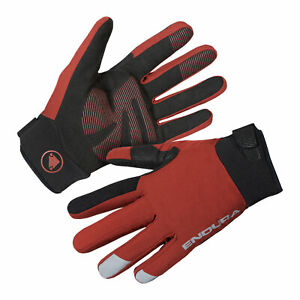 Endura Strike Cycling Gloves. Size XL. (756)