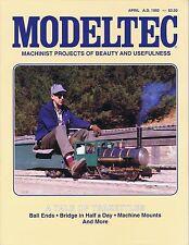 MODELTEC V 8 N12 April 1992 A Tale of Teakettles