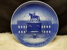 """Bing & Grondahl 1970 Collector Plate 9"""" The Royal Palace"""