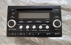 2007-2011 HONDA ELEMENT AM/FM XM RADIO DISC CD MP3 PLAYER 39101-SCV-A310-M1 OEM