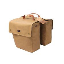 Tourbon Bike Double Side Pannier Bag Travel Case Waterproof for Rear Rack Khaki