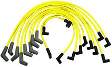 Ford Racing 9mm YELLOW Ignition Wire Set 5.8L 5.0L 351W 302 New Spark Plug Wires