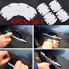 Universal 4Pcs Door Handle Paint Scratch Protective Film Car Sticker Protector
