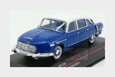 Tatra 603/1 1958 Blue Met White IST MODELS 1:43 IST236