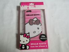 Brand New HELLO KITTY iPhone 5 5s case collector series