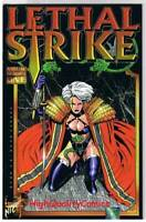 LETHAL STRIKE #1 Annual, NM, Femme fatale, LNS, 1996, more indies in store