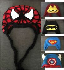 Unbranded Superhero Boys' Hats