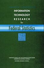 Summary of a Workshop on Information Technology Research for Federal-ExLibrary