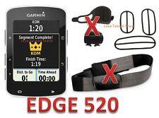 DHL Ship - New Garmin edge 520 Cycling Computer (No HRM No Cadence)-device only