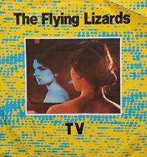 """The Flying Lizards-TV/Tube 7"""" Single.1980 Virgin VS325."""