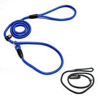 1X(1.0*140cm Cuerda de traccion Trailla collar plomo de entrenamiento ajusta Y3)