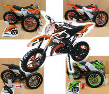 NOW IN STOCK NEW 50CC KIDS MINI DIRT PIT BIKE MOTORCYCLE DISK BRAKES AUTO GEARS