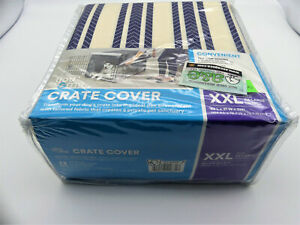You and Me Dog Crate Cover Size XXL