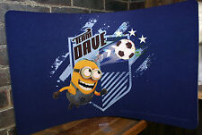 "30"" x 18"" Despicable Me Minions Team Dave Soccer Area Mat / Rug Perfect Door Mat"