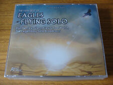 CD Treble: The Eagles : The very best Of The Eagles Flying Solo 3 CDs Sealed