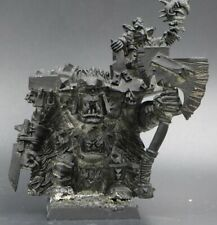 Orc Grimlok & Gazbag Warhammer Online LE OOP - metal AoS Warhammer IV11