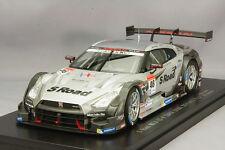 1 18 EBBRO S Road MOLA Nissan Skyline GT-R R35 #.46 Rd.2 Fuji Super GT500 2014