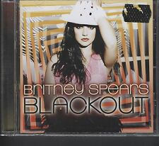 Britney Spears Blackout cd 12 track (postage free)