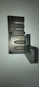 Rcbs 308-165-sil 2 cavities [ think it's new ] 165 grain flat nose mould