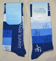 NEW SOCKRATES STORAGE SUMMIT NEXT ERA ENERGY  Men's Socks Windmill design COOL