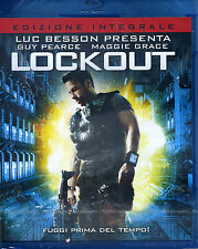 LOCKOUT - (2012) - BLU-RAY NUOVO
