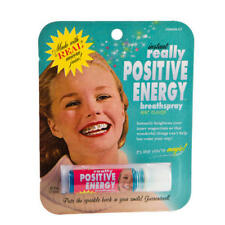 Blue Q Quirky Positive Energy Unicorn Juice Breath Spray Mint Funny Gift Idea