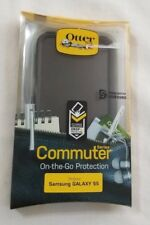 New Black Otterbox Commuter Series On The Go Proctection For Samsung Galaxy S5