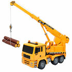 RC Heavy Duty Crane Many Functions Realistic Sound Effects