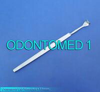 """O.r Grade Desmarres Eye Lid Retractor 5.50"""" (14 Cm) Size 0 , 11mm Wide"""