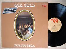 Bee Gees Horizontal Laminated German LP World Massachusetts RSO 2394 123 1973 NM